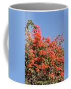 flower wall in Madagascar Coffee Mug
