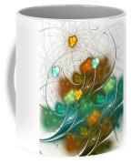Flower Wind Coffee Mug