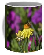 Flower With Company Coffee Mug