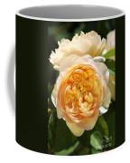 Flower-yellow Roses Coffee Mug