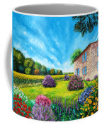 Flowered Garden Coffee Mug