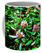 Flowered Tree Coffee Mug