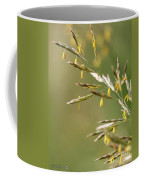 Flowering Brome Grass Coffee Mug