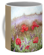 Flowering Field Coffee Mug