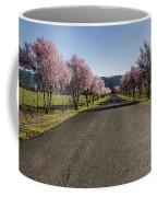 Flowering Plum Trees Coffee Mug