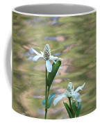 Flowering Pond Plant Coffee Mug