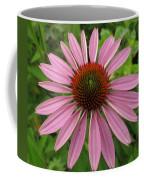 Flowering Purple Cone Flower Coffee Mug