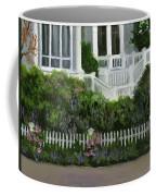 Flowers At Bay Head Coffee Mug