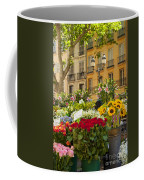 Flowers At Market Coffee Mug