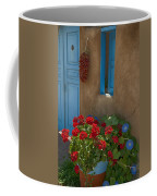 Flowers At Ranchos De Taos Coffee Mug