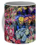 Flowers Galore Coffee Mug