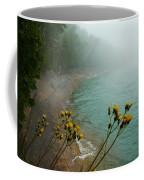 Flowers In The Fog Coffee Mug