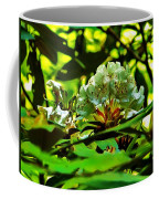 Flowers In The Woods Coffee Mug