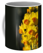 flowers-Jonquils-bright yellow Coffee Mug