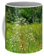 Flowers Of The Field Coffee Mug