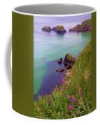 Flowers On The Coast Coffee Mug
