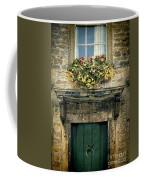 Flowers Over Doorway Coffee Mug
