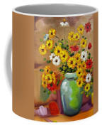 Flowers - Still Life Coffee Mug