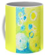 Flowers V Coffee Mug by Patricia Awapara