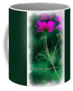 Flowers Whisper 01 Coffee Mug