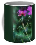 Flowers Whisper 02 Coffee Mug