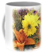 Flowers With Love Coffee Mug