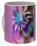 Flowery Illusion Coffee Mug