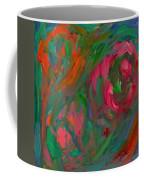Flowing Color Coffee Mug