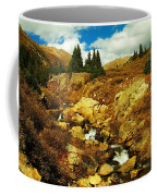 Flowing Down To Aspen Coffee Mug