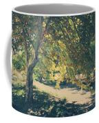 Flowing Golden Locks Coffee Mug