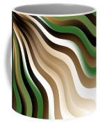 Flowing Graphic Coffee Mug