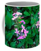 Flowing Phlox Coffee Mug