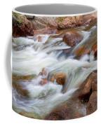 Flowing St Vrian Creek   Coffee Mug