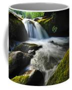 Flowing Stream Coffee Mug