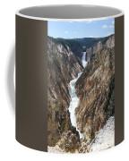 Flowing Through Coffee Mug