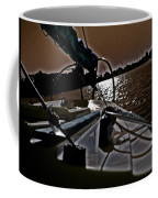 Floyd And A Setting Sun Coffee Mug