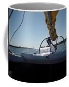 Floyd B4 A Sunset On Potato Slough Coffee Mug