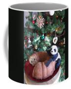 Floyd Celebrates The New Year With Almond Bundt Cake Coffee Mug