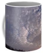 Fluff In The Sky Coffee Mug