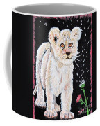 Fluffy And Thistle Coffee Mug