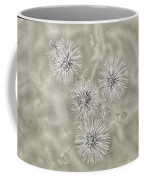 Fluffy Dandelions  Coffee Mug