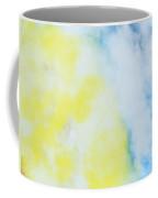 Fluffy Sky Egg Coffee Mug