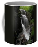Flume Gorge Waterfall Nh Coffee Mug