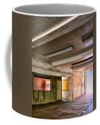 Fluorescent Underground Palm Springs Coffee Mug