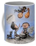 Fluturon...fluturon...fluturon..zogu Coffee Mug