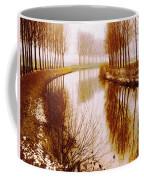 Flowing Its Course Coffee Mug