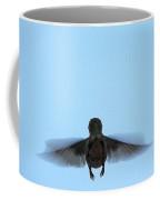 Fly Away Home Little Hummingbird Coffee Mug