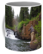 Fly Fisherman's Paradise Coffee Mug