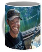 Fly Fishing Emerald Lake, Weminuche Coffee Mug