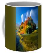 Fly Geyser Travertine Coffee Mug
